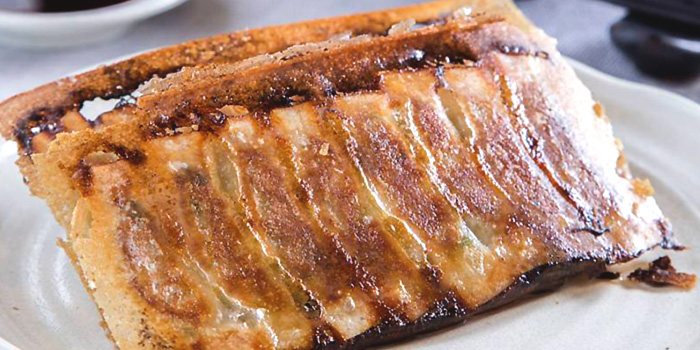 Pork Gyoza from Chao Chao Gyoza at Royal Square@Novena in Novena, Singapore
