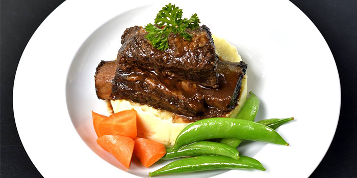 Slow Cooked Black Angus Short Rib from Chock Full of Beans in Changi, Singapore
