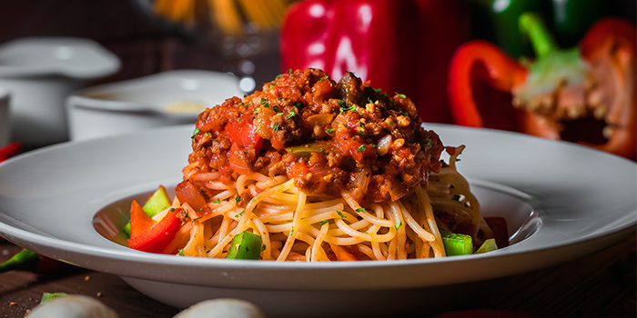Beef Bolognese from Drink Culture in Chinatown, Singapore