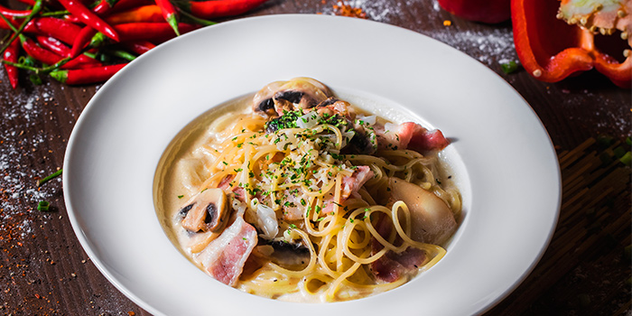 Carbonara from Drink Culture in Chinatown, Singapore
