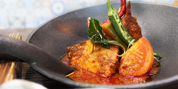 Asam Pedas from Flaming Spice in Pasir Ris, Singapore