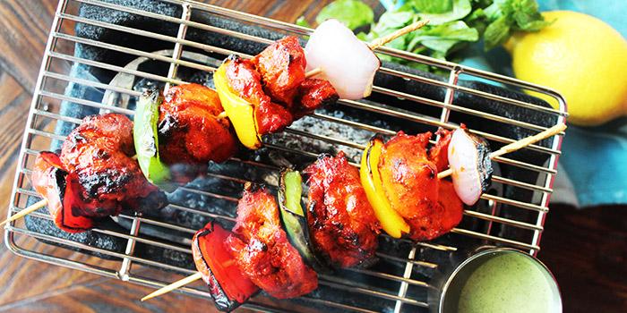 Kebab from Flaming Spice in Pasir Ris, Singapore