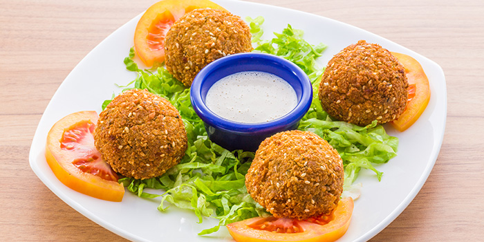 Falafel from Le Rida (Robertson Quay) in Robertson Quay, Singapore