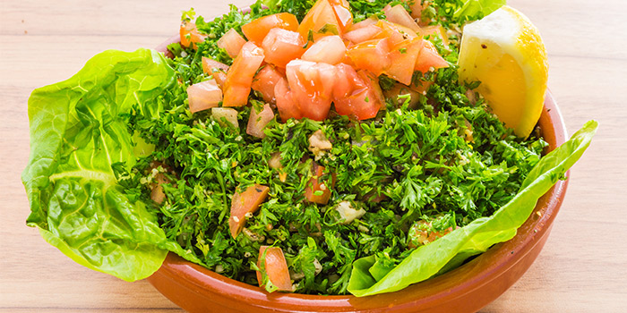 Tabouleh from Le Rida (Robertson Quay) in Robertson Quay, Singapore
