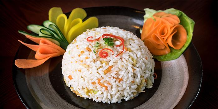 Garlic Fried Rice from Q-WA Bar and Yakitori in East Coast, Singapore