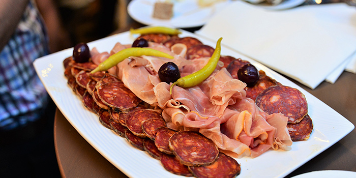 Cold Cuts from So France at Duo Galleria in Bugis, Singapore