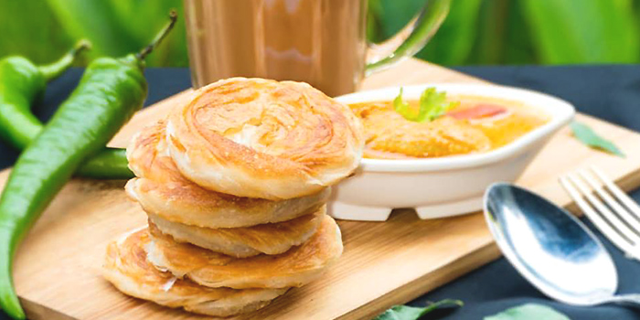 Coin Prata Set Special from Springleaf Prata Place (Rail Mall) in Bukit Timah, Singapore