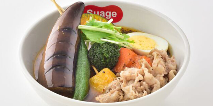 Beef Shabu Shabu from Suage at Capitol Piazza in City Hall, Singapore