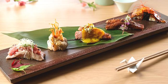 Aburi Sushi from Sushi Jin at Owen Link in Little India, Singapore