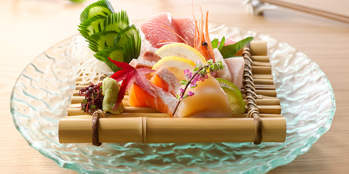 Assorted Sashimi from Sushi Jin at Owen Link in Little India, Singapore