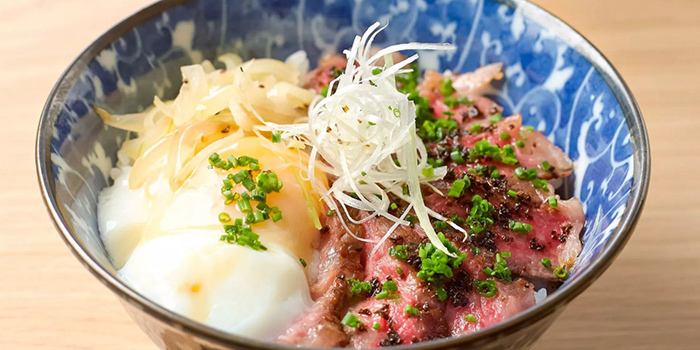 Wagyu Don from Sushi Jin at Owen Link in Little India, Singapore