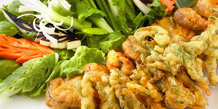Nam Phrik from Thanying Restaurant at Amara Singapore in Tanjong Pagar, Singapore