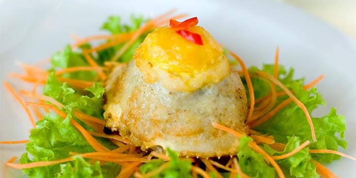 Poo Ja Thanying from Thanying Restaurant at Amara Singapore in Tanjong Pagar, Singapore