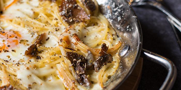 Truffle Spaghetti from Tino