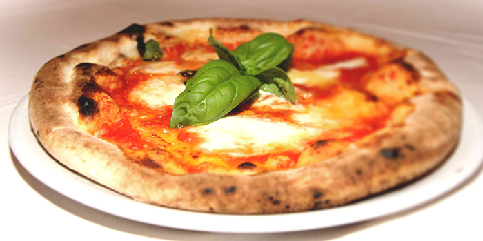 Pizza from Capri Trattoria & Pizzeria in Bukit Timah, Singapore