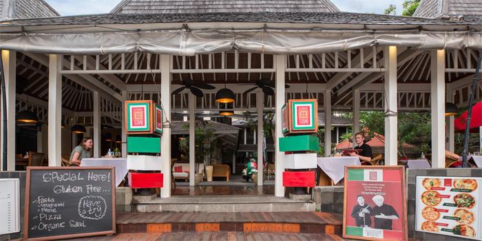 Exterior 2 at Il Tempio, Bali
