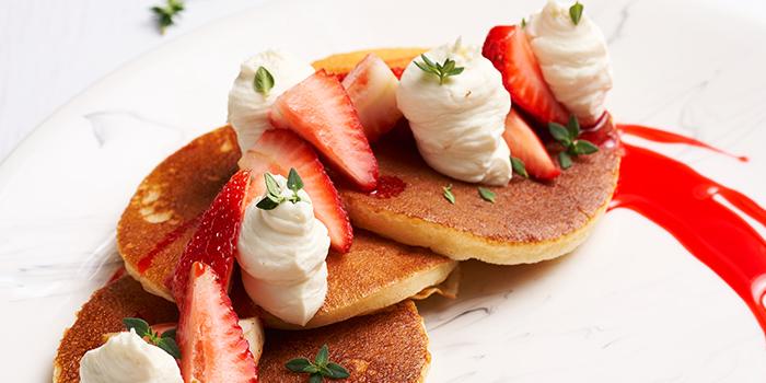 Pancakes from Slappy Cakes (Resorts World Sentosa) in Sentosa, Singapore