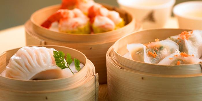 Selection of Dim Sum from Summer Palace Restaurant at InterContinental, Bangkok