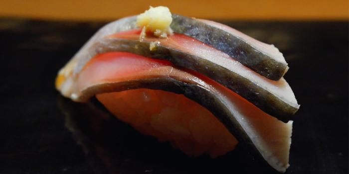 Sushi Dishes from Ginza Sushi Ichi at Grand Hyatt Erawan LG Fl, Ploenchit Rd Bangkok