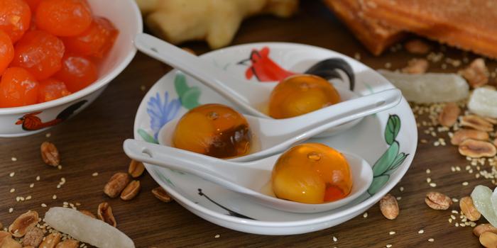 Sweet Rice Dumplings, Lee Lo Mei, Central, Hong Kong
