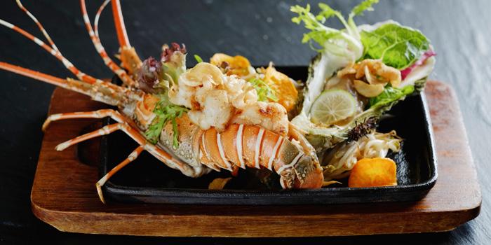 Dish 2 at Yoshi Izakaya, Gran Melia