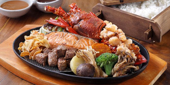 Dish 3 at Yoshi Izakaya, Gran Melia