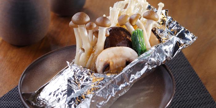Dish 4 at Yoshi Izakaya, Gran Melia