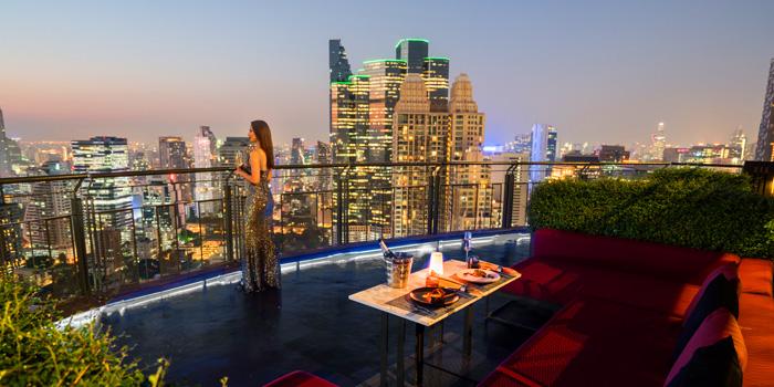 Sky Bar Dining of ZOOM Sky Bar and Restaurant at Anantara Sathorn Bangkok Hotel 36 Naradhiwat Rajanagarindra Rd, Khwaeng Yan Nawa Bangkok