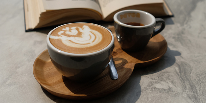 Coffee 1 at Devon Cafe, Senayan City