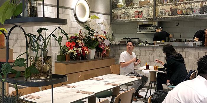 Interior 1 at Devon Cafe, Senayan City