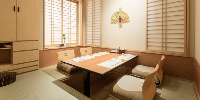 The Dining Room of Umenohana at Nihon Mura Mall 2 Floor Soi Sukhumvit 55 Thong Lo 13, Khlong Tan Nuea Wattana, Bangkok