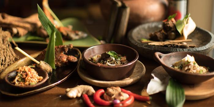Dish 4 at La Brasserie Le Meridien Jakarta