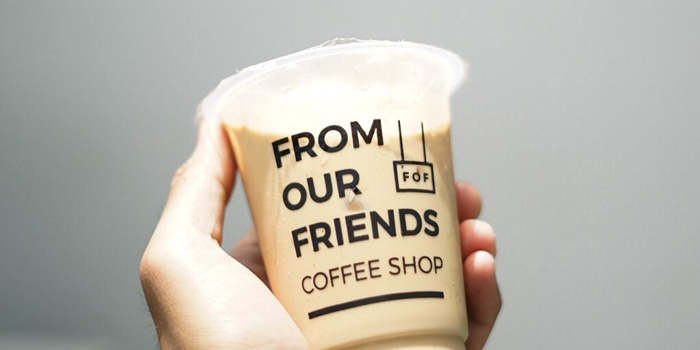 Coffee at From Our Friends Coffee, Serpong