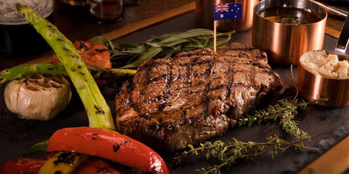Australian Beef from The Steakhouse & Co. at 9/8 Patpong Soi 2 Silom, Bang Rak Bangkok