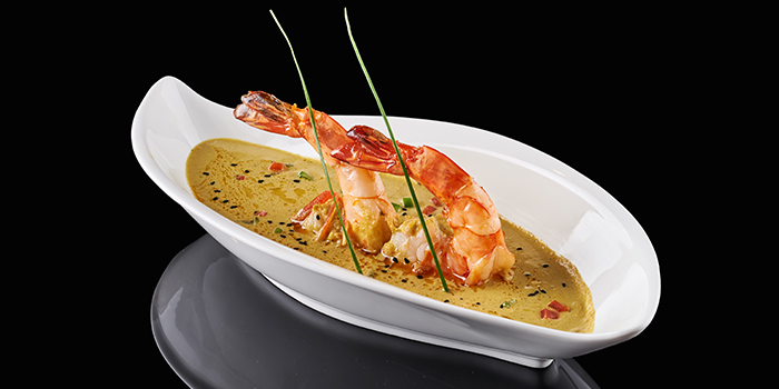 Bengal Prawn Curry from The Song of India in Newton, Singapore