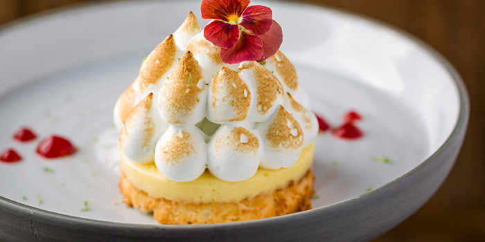 Classic Key Lime Pie, Bizou, Admiralty, Hong Kong