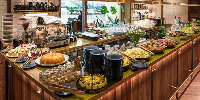 Lunch Buffet, Bizou, Admiralty, Hong Kong