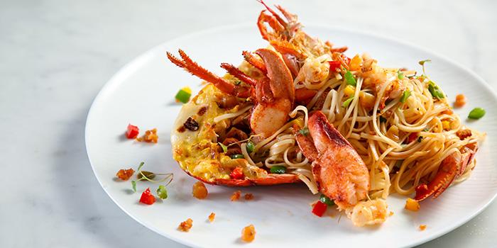 Lobster Trio, COBO HOUSE, Sai Wan, Hong Kong