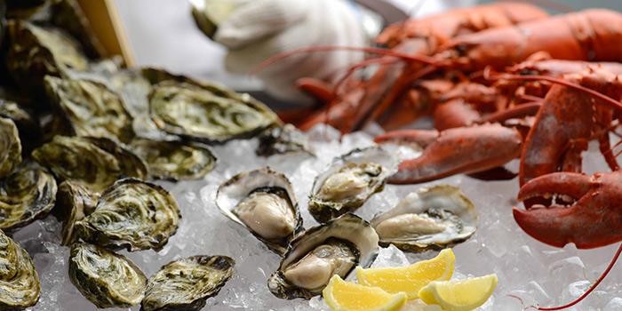 Oyster & Lobster, Cafe Renaissance, Wan Chai, Hong Kong