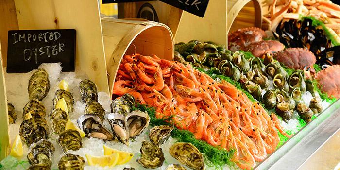 Seafood, Cafe Renaissance, Wan Chai, Hong Kong