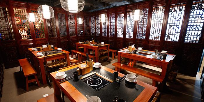 Interior, Taiwanese Hot Pot (Causeway Bay), Causeway Bay, Hong Kong