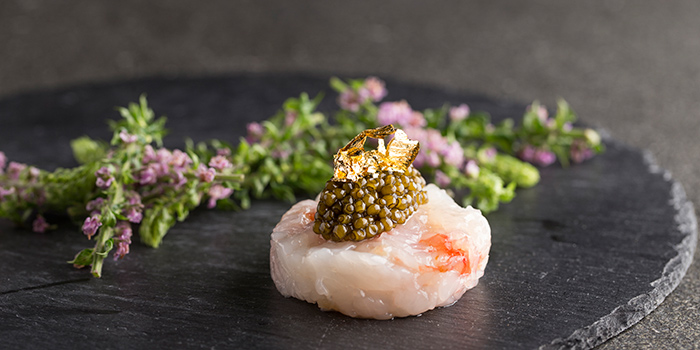 Caviar, Mic Kitchen, Central, Hong Kong