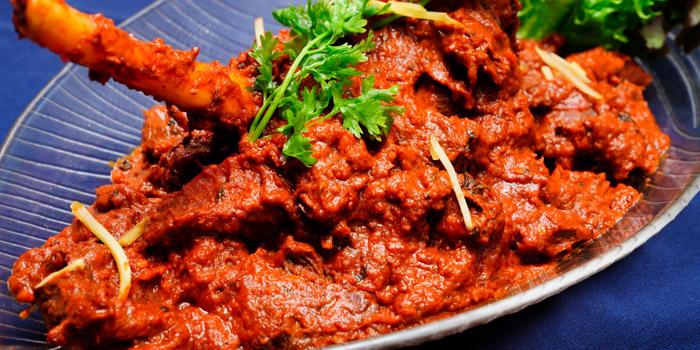 Chicken Tikka from Bawarchi Indian Restaurant at Intercontinental Hotel (President Tower Arcade) B-level 973 Ploenchit Road Bangkok