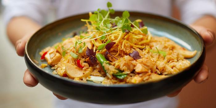 Veggie Chaufa Rice, Chifa, Central, Hong Kong