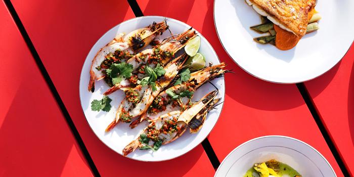 Dish 2 at Tropicola, Bali