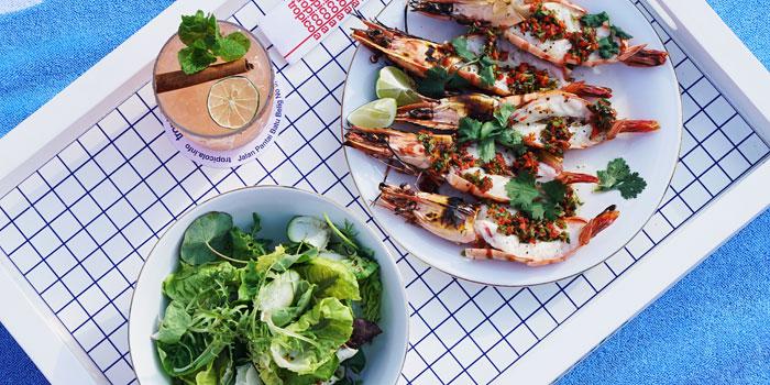 Dish 4 at Tropicola, Bali