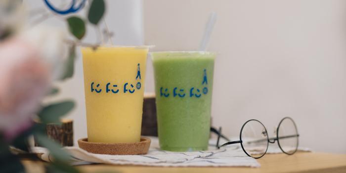 Beverage at FuFuFu, Serpong