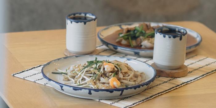 Dish 5 at FuFuFu, Serpong