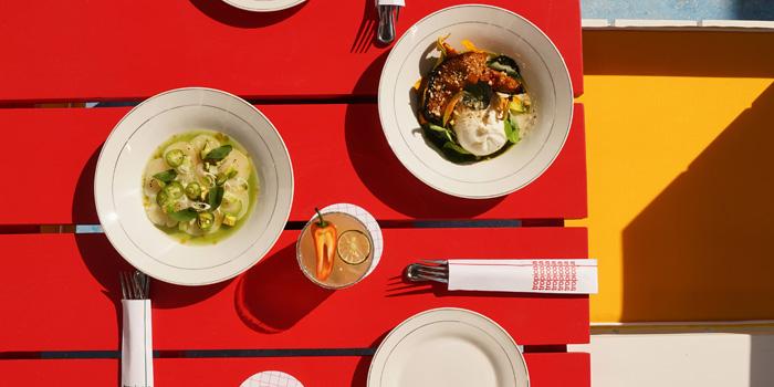Dish 5 at Tropicola, Bali