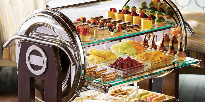 Dessert Trolley, Hugo